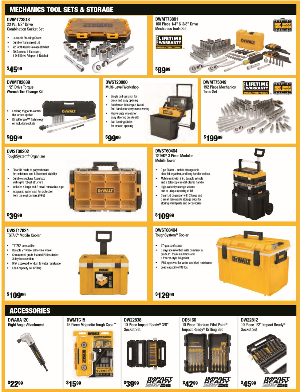 DeWalt Fall Specials pg 7