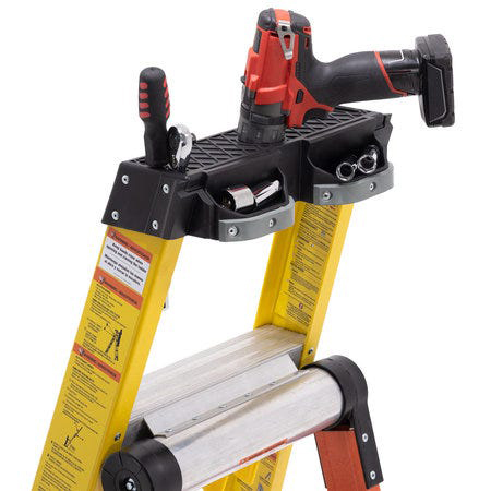 LEANSAFE X3 multi-purpose ladder