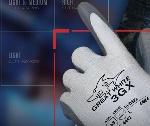 PIP Launches CUT RISK HAZARD MATRIX™ GLOVE SELECTOR