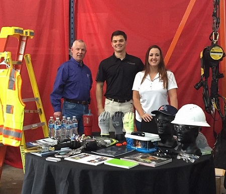 UTF Presents at Safety Rodeo