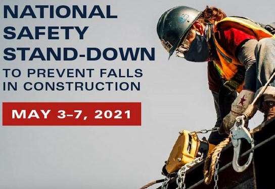 2021 Safety Stand-Down