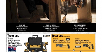 DeWalt Kick Off 2018