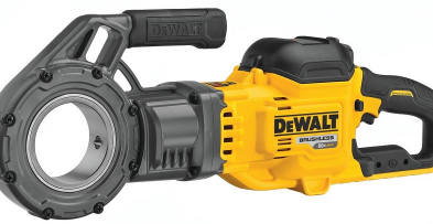 DeWalt cordless pipe threader