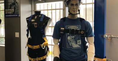 Werner Announces New Safety Features to Blue Armor Harness