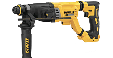 DeWalt 20V MAX* Brushless 1-1/8 in. Rotary Hammer