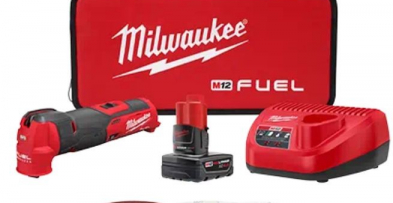 Milwaukee M12 FUEL™ Oscillating Multi-Tool Kit